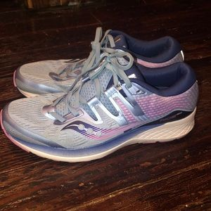 Women's Saucony ISO Series running shoes